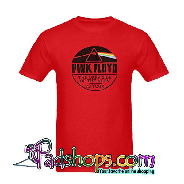 Pink Floyd The Dark Side Of The Moon 73 Tour T-Shirt