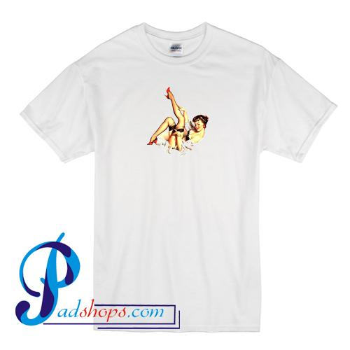 Pinup Girl T Shirt