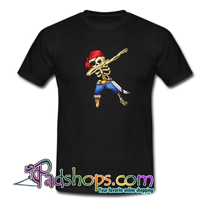 Pirate SkeletonT Shirt SL