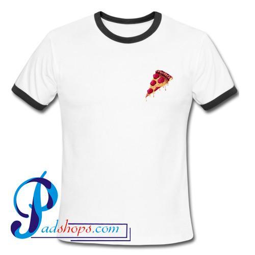 Pizza Ringer Shirt