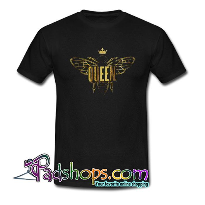 Queen Bee Beyonce T Shirt SL