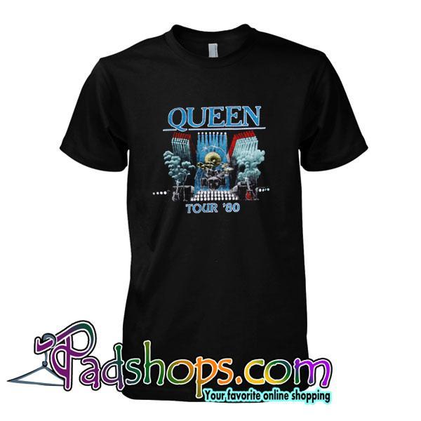 Queen Tour '80 T Shirt