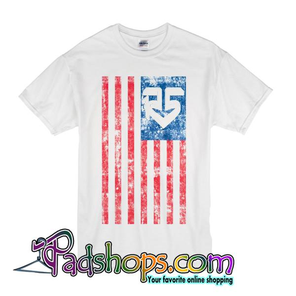 R5 USA Flag T-Shirt