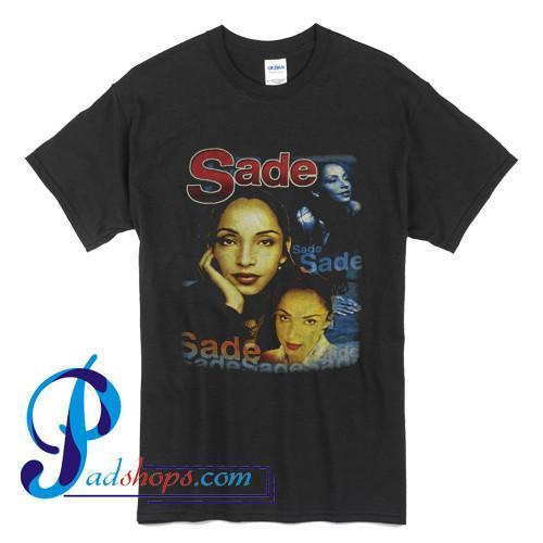 RARE Sade Lovers Rock Tour T Shirt
