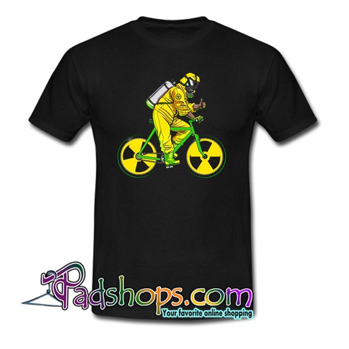 Radioactivity Bike T Shirt SL