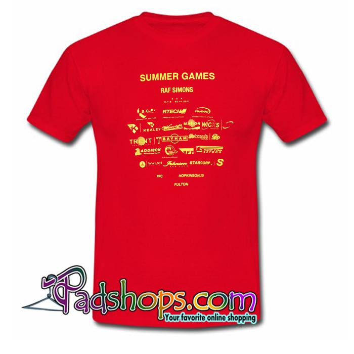 Raf Simons  T Shirt SL