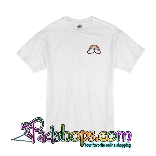 Rainbow Pocket T-Shirt