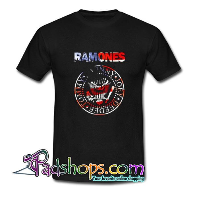 Ramones T Shirt SL