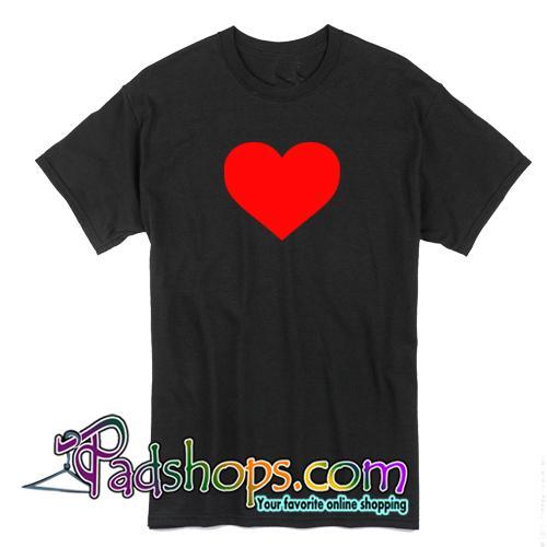 Red Heart T Shirt