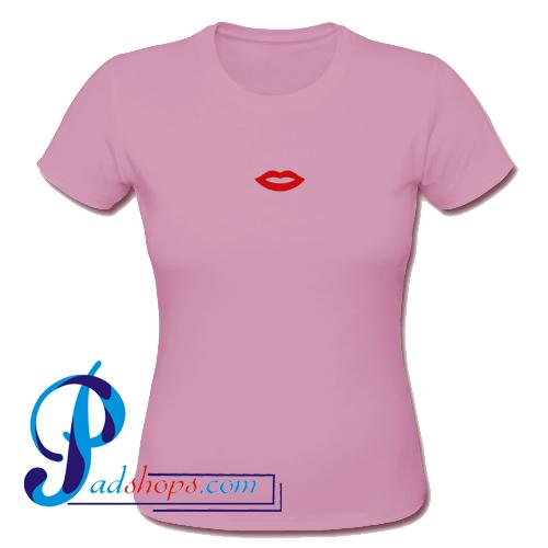 Red Lips T Shirt