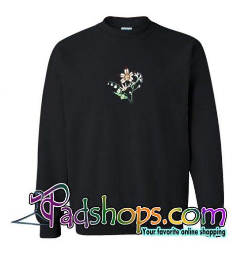 Respect Flower Sweatshirt