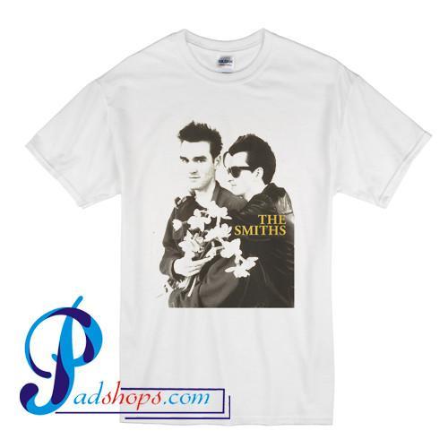 Retro The Smiths Album Cover Punk Rock T Shirt