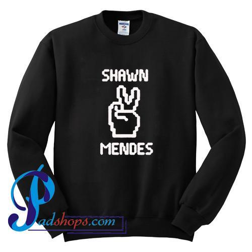 Shawn Mendes Peace Sweatshirt