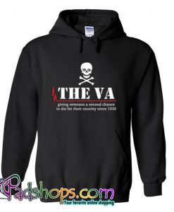 The VA giving veterans a second chance Hoodie SL