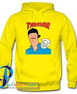 Thrasher Street Skater Hoodie