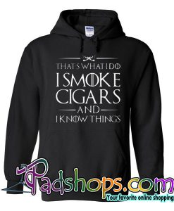 Thrones that's what I do Hoodie