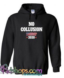 Trump 2020 No Collusion Election Hoodie SL