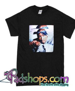 Tupac Shakur Photos T-Shirt
