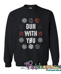 Twenty One Pilots Dun WIth You Sweatshirt (PSM)