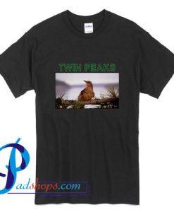 Twin Peaks Bird T Shirt