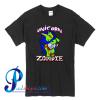 Unicorn Zombie T Shirt