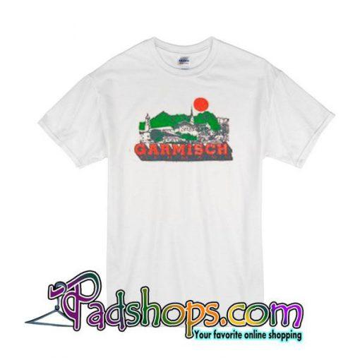 Vintage Garmisch T-Shirt