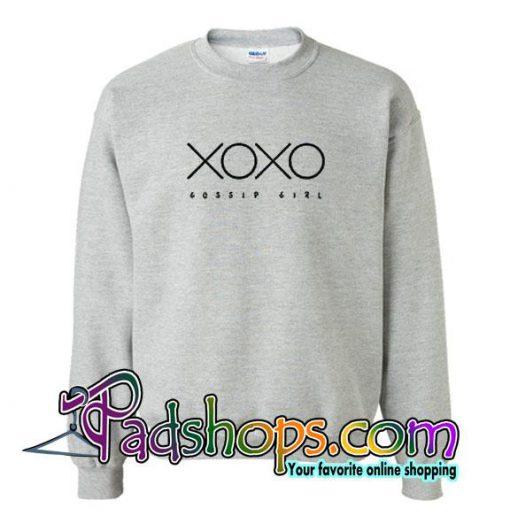 XOXO Gossip Girl Sweatshirt