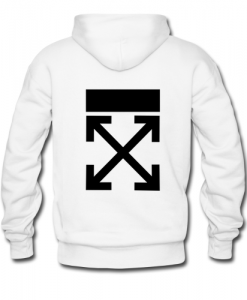 (men hood)Off Arrow Hoodie sweatshirt