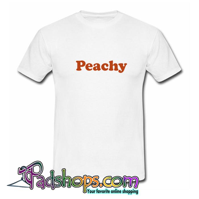 peachy T shirt SL