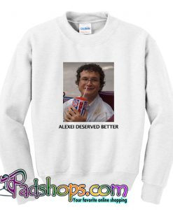 Alexei Stranger Things Sweatshirt-SL