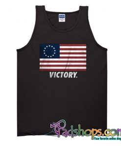 Betsy Ross Flag Tank Top-SL
