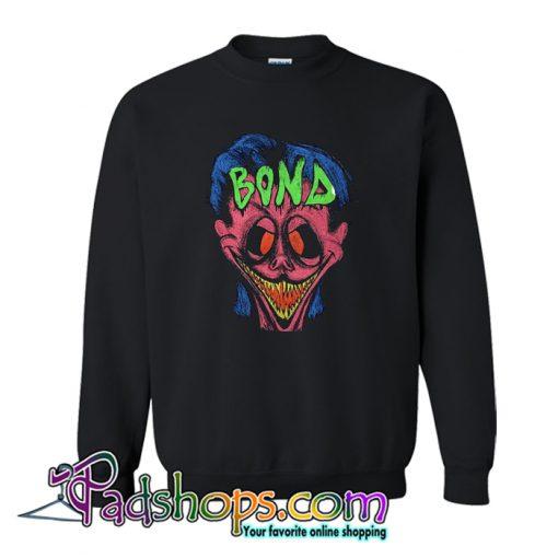 Billie Eilish Bond Sweatshirt -SL
