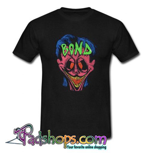 Billie Eilish Bond T-Shirt-SL
