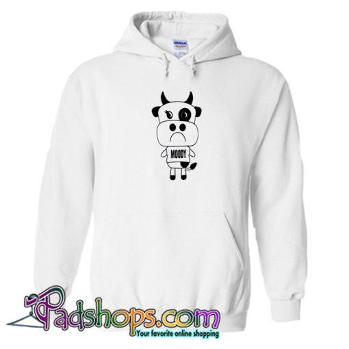Moody Cow Hoodie-SL