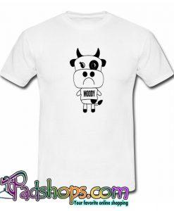 Moody Cow T shirt-SL