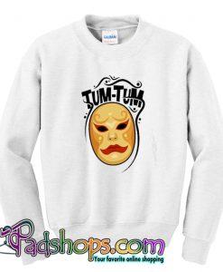 TUM-TUM MASK Sweatshirt-SL