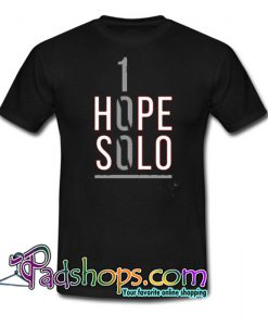 1 Hope Solo Trending T shirt NT