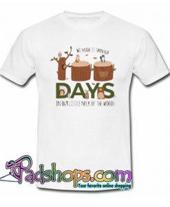 100 Days Smarter T-Shirt NT
