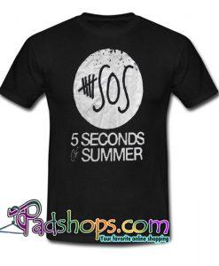 5 Seconds of Summer Rock Trending T-Shirt NT