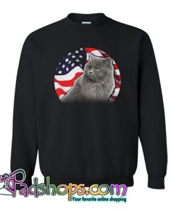 American Birman Cat Sweatshirt NT