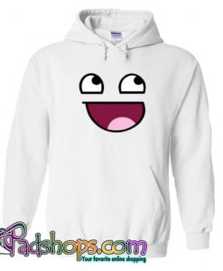 Awesome Face Meme Hoodie NT