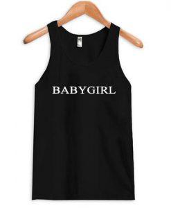 Babygirl Tank Top Unisex