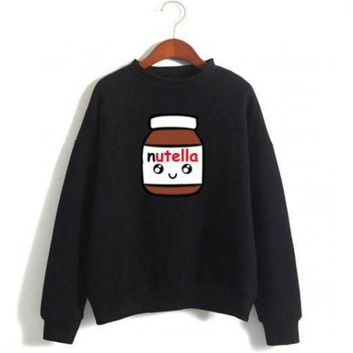 Fashion Nutella Sweatshirt