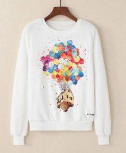 Fly House Sweatshirt