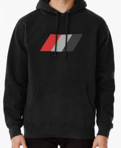 'Audi Sport Flag' T-Shirt for Audi owner or a fan Hoodie (Pullover)