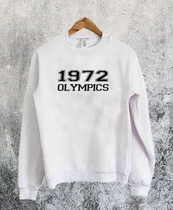 1972 Olympics Sweatshirt Ad