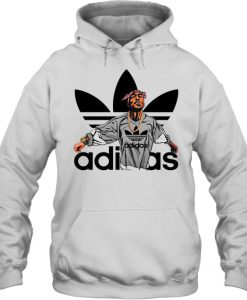 2pac Adidas hoodie Ad