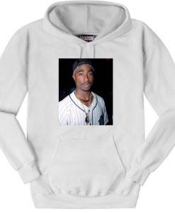 2pac Tupac Shakur Hoodie Ada