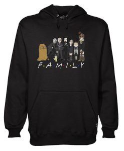 Awesome Harry Potter Rick and Morty Family Friends Hoodie Ad
