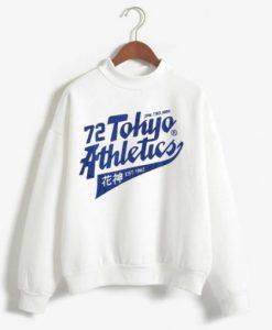 TOKYO Japanese sweatshirt Ad